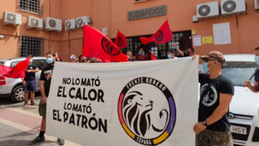 Piden justicia para Eleazar Blandón