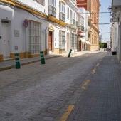 Aspecto actual de la calle Isaac Peral