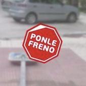 Nueva campaña de Ponle Freno: 'Señales y carreteras en mal estado'