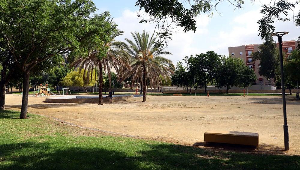 Parque Niágara en Jerez