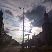 Avenida Karl Marx, Berlín