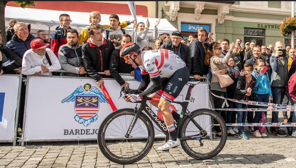 Alexander Kristoff, primer líder del Tour