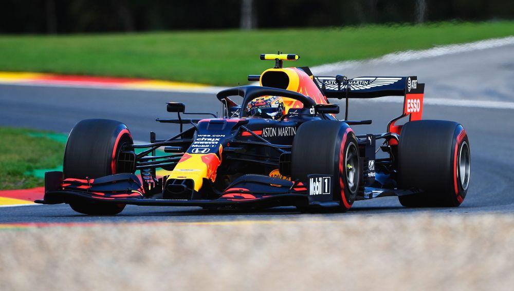 Max Verstappen GP Bélgica 2020 Quali