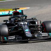 Lewis Hamilton GP Bélgica Quali