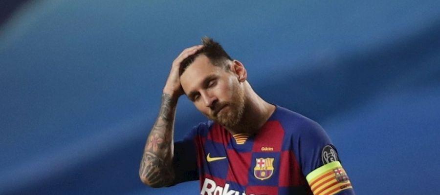 LaSexta Deportes (29-08-20) Lionel Messi comunica al FC Barcelona que no se presentará a las pruebas PCR