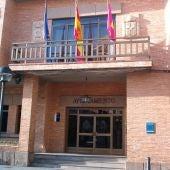 Fachada del Ayuntamiento de Miguelturra