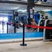 Reabre a zona fitness de Paco Paz