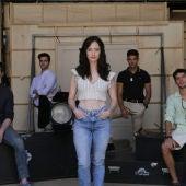 Presentación de la serie Alba en el FesTVal