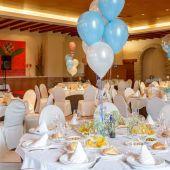 La hostelería prepara los banquetes de las primeras comuniones