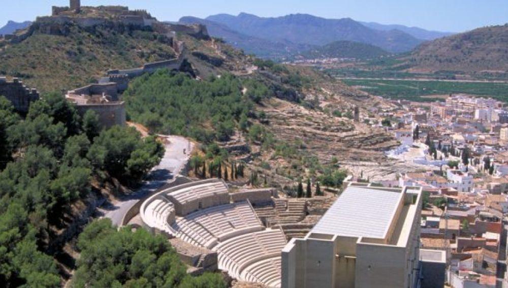 Castillo y Teatro Sagunto