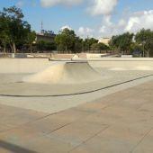 Skatepark reformado