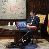 Ximo Puig Conferencia Presidentes