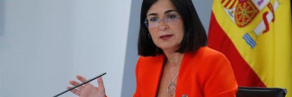 """Carolina Darias: """"Los expertos jurídicos nos dicen que el estado de alarma es la herramienta más eficaz"""""""