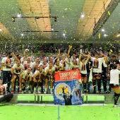 Campeonas Copa Reina BM Rincón Fertilidad Costa del Sol