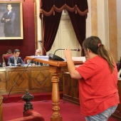 Trabajadora Fundación Nº1 Alcalá de Henares