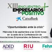 XIII Encuentro de Empresarios en Positivo con Daniel Lacalle