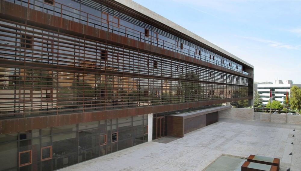 Edificio de la Consejería de Sanidad
