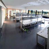 Instalaciones del nuevo Laboratorio de Global Omnium.