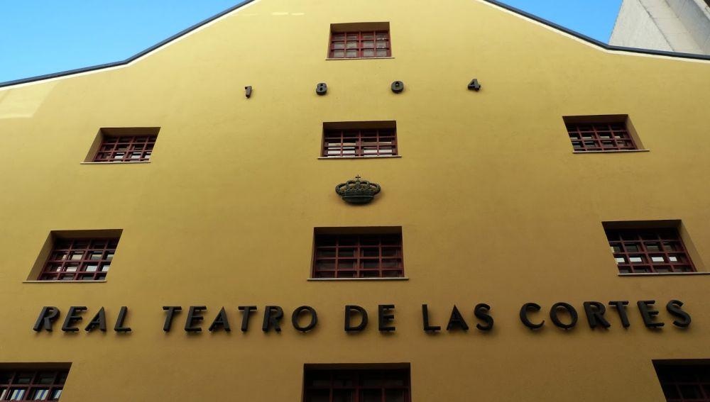 Real Teatro de Las Cortes, en San Fernando