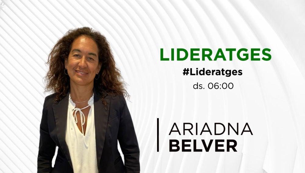 Ariadna Belver | Lideratges