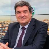 El ministro José Luis Escrivá, en Onda Cero
