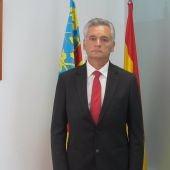 El magistrado José Teófilo Jiménez.