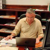 Paco Cano, delegado de Participación Ciudadana