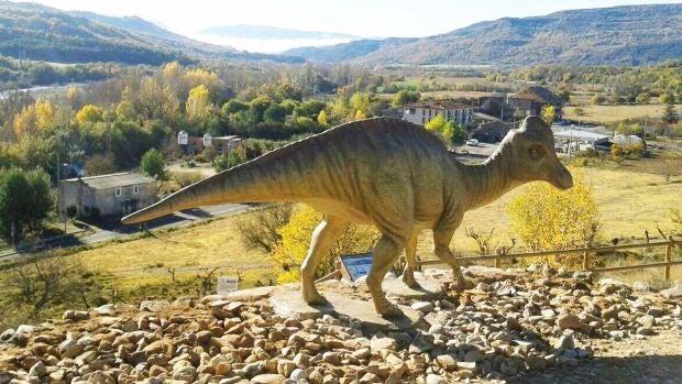 Tras la ruta de los dinosaurios en el Alto Aragón