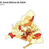 Situación del coronavirus en Madrid
