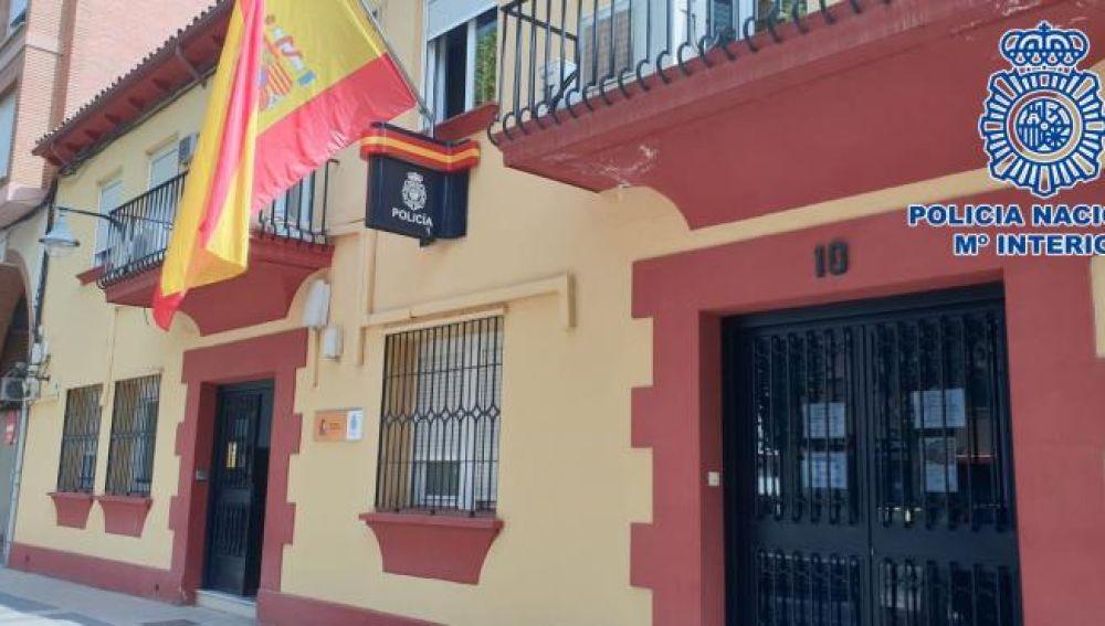 Comisaría de Alcazar
