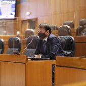Andrés Leal, director general de Presupuestos del Gobierno de Aragón