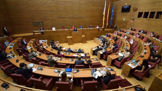 Debate Política General Corts Valencianes