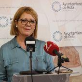 Juana María Montes, delegada municipal de Movilidad