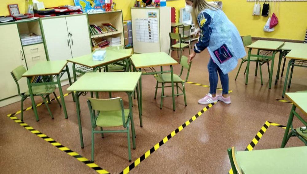 Vuelta a las aulas en Asturias