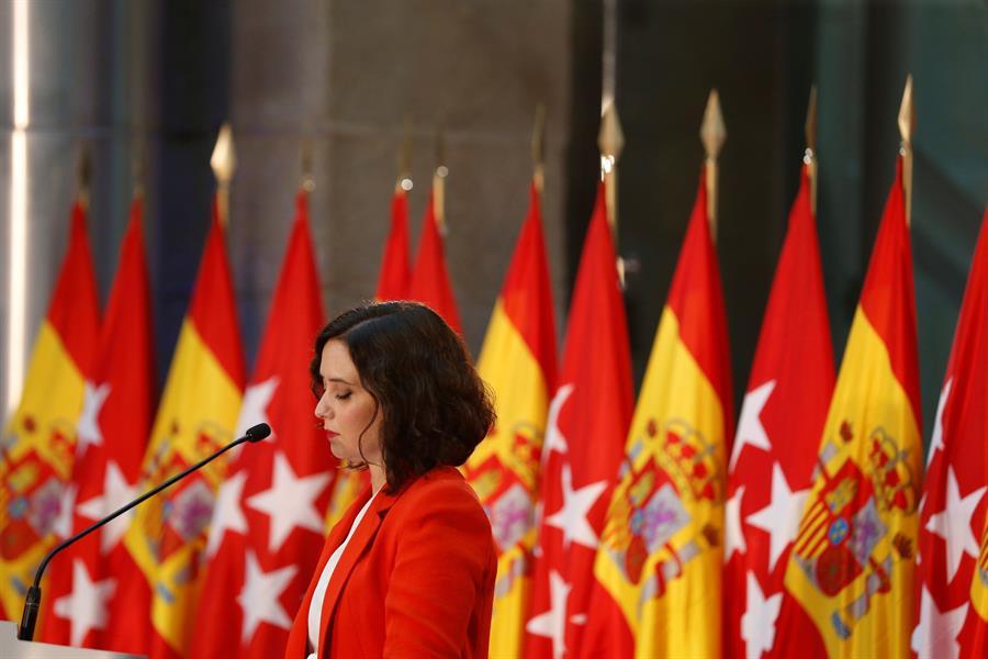 ¿Por qué Madrid es una España dentro de España? La explicación de Ayuso a su comentada frase