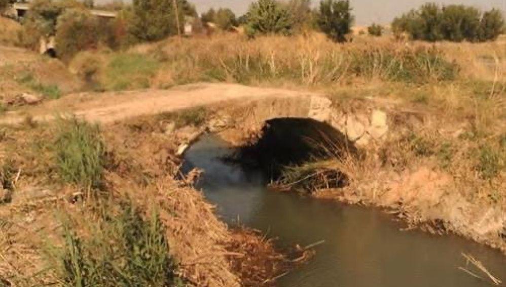 Estado original del puente