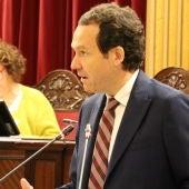 Marc Pons, conseller de movilidad y vivienda del Govern