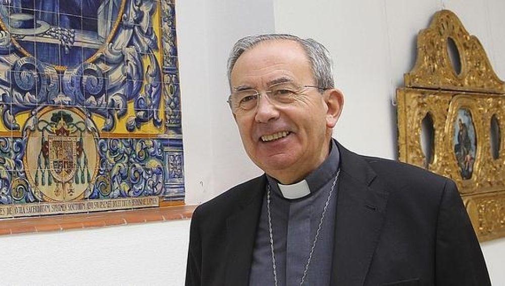 Antonio Algora, obispo emérito de Ciudad Real