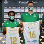 Harrow, Spires y Ndoye, tres de los fichajes del Coosur Real Betis.