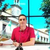 Jaime Espinar, portavoz del PP de Jerez