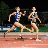 Águeda Muñoz Marqués, atleta Segoviana