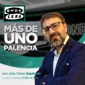 Más de Uno Palencia con Julio César Izquierdo