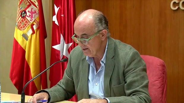 Antonio Zapatero confirma que mañana está previsto aumentar las áreas con restricciones pero no a toda la Comunidad de Madrid