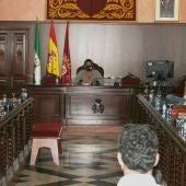Reunión en el Ayuntamiento de Puerto Real