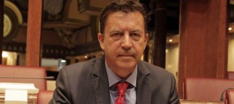 Juan José Molina, diputado de Cs
