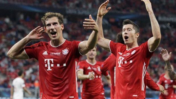 El Bayern gana al Sevilla en la prórroga y se proclama campeón de la Supercopa de Europa