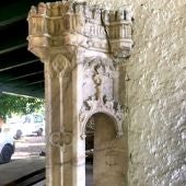 Torreón del sepulcro del Arzobispo Carrillo