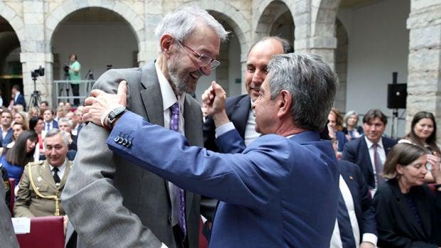 Fallece Jaime Blanco, ex presidente de Cantabria