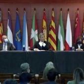 Entrega de despachos de la nueva promoción de la Escuela Judicial