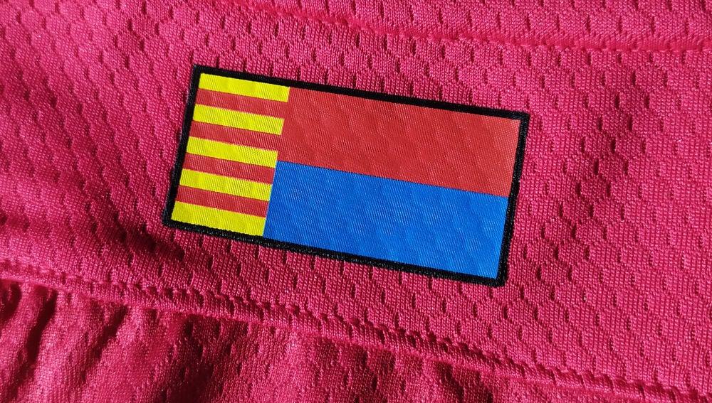 La bandera de la ciudad de Elche lucirá en la parte posterior del cuelo.